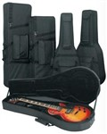 RockCase RC 20803 B Soft-Light Strat Case