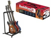 RockStand RS 20880 B/FP 3 Way Guitar Rack Stand