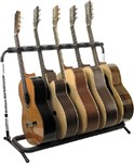 Warwick RS 20871 5 Guitar Rack for Acoustic