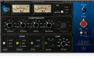 Waves API 2500 Compressor Plugin