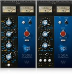 Waves API 550 EQ