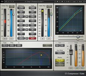 Waves C1 Compressor Plugin
