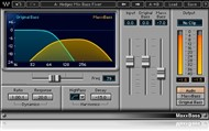 Waves MaxxBass Bass Enhancer Plugin Native