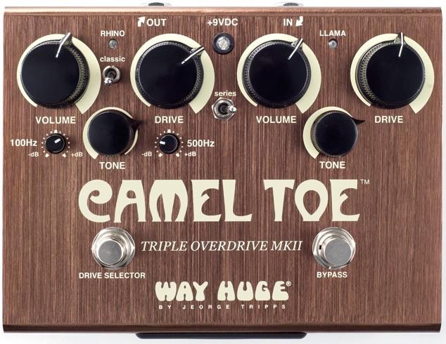 Way Huge Camel Toe MK II Triple Overdrive