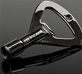 Wincent RockKey Bottle Opener & Drum Key (Black Beauty)