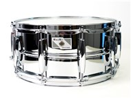 WorldMax Classic Steel Snare, 14x6.5in