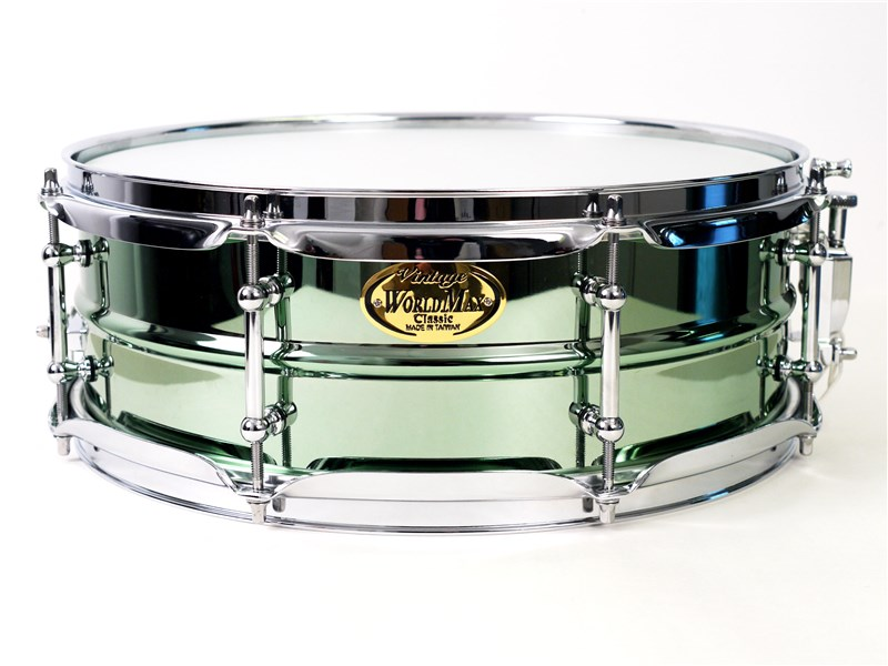 WorldMax Jade Tiger Steel Snare