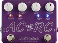 Xotic Effects AC/RC-OZ Pedal Front