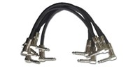 Xvive C5 Pro Patch Cable, 5 Pack