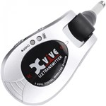 Xvive XU2T Wireless Instrument Transmitter Silver
