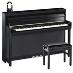 Yamaha CLP-685 Black Bundle