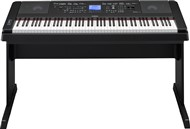Yamaha DGX-660 Versatile Digital Piano (Black)