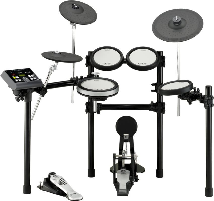 Yamaha dtx540k electronic drum kit for Yamaha dtx review