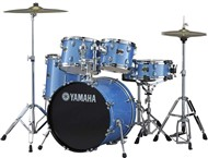 Yamaha GM0F5 Gigmaker 5 Piece Kit, Blue Ice Glitter
