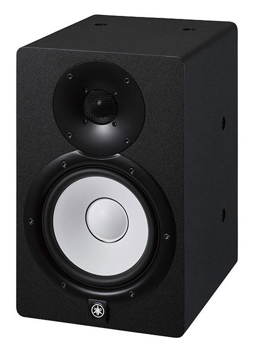 yamaha hs7i monitor speaker with integrated mounting points black. Black Bedroom Furniture Sets. Home Design Ideas