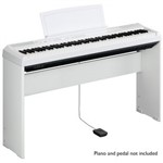 Yamaha L255 WH Stand for P255 Piano