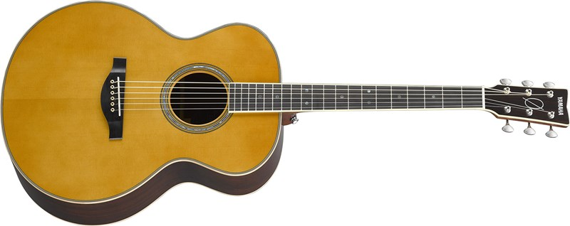 yamaha lj16bc billy corgan signature acoustic gak