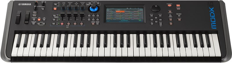 Yamaha MODX6 Synth Workstation