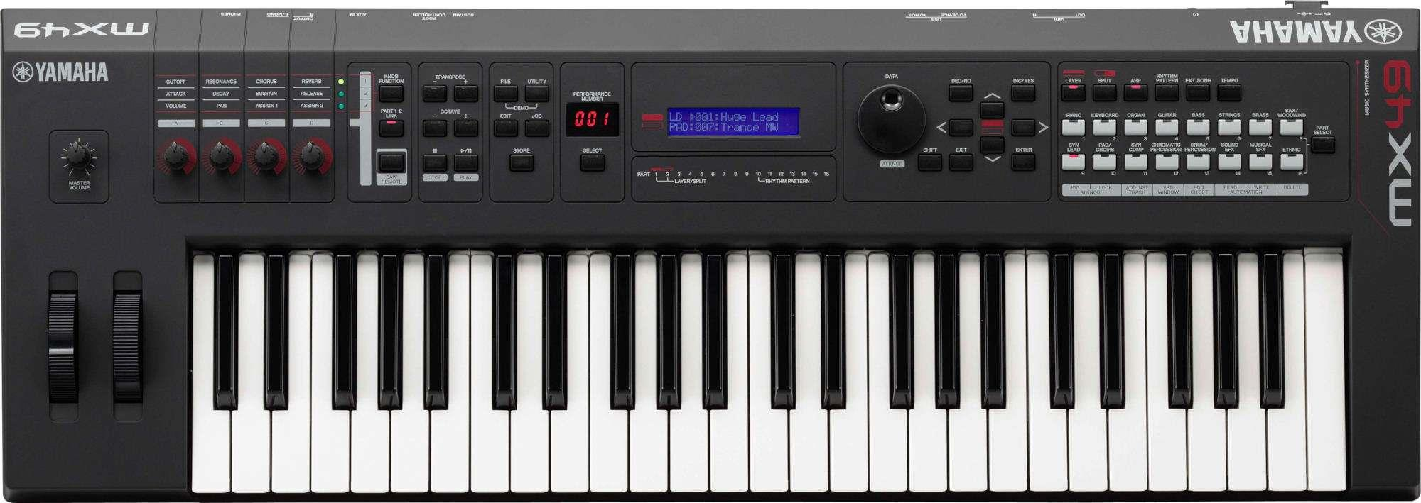 Yamaha Mini Synthesizer