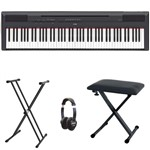 Yamaha P115 Black bundle