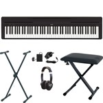 Yamaha P-45 bundle