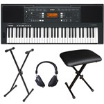 Yamaha PSR-A350 Digital Piano Bundle