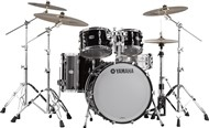 Yamaha Recording Custom Jazz Shell Pack, Solid Black