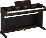 Yamaha YDP-143 Arius Digital Piano (Rosewood) Bundle