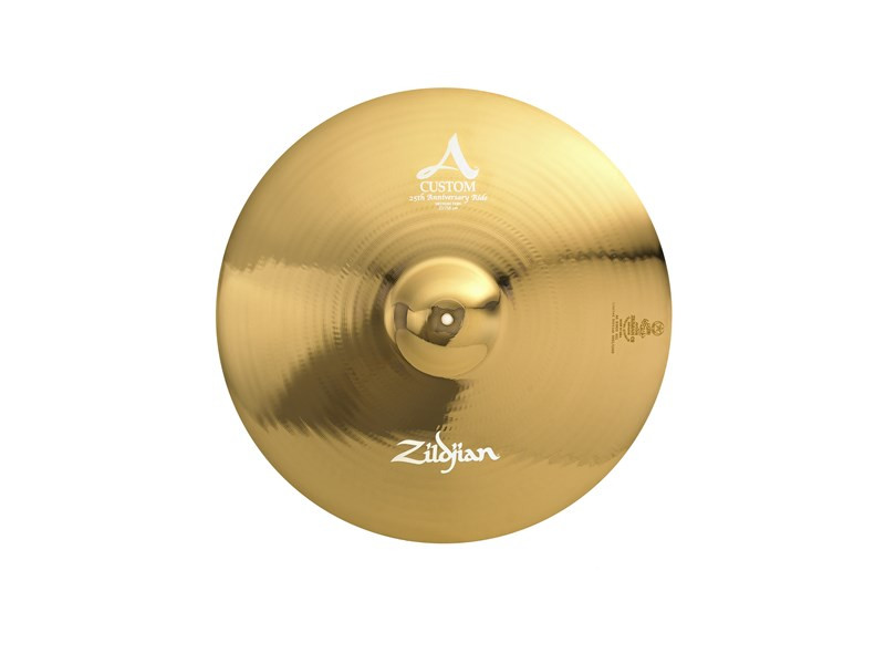 Zildjian A Custom 25th Anniversary Ride, 23in