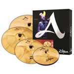 Zildjian A Custom Set Cymbal Box
