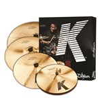 K Custom Dark Cymbal Set