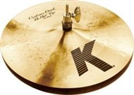 Zildjian K Custom Dark Hi-Hats (13in)