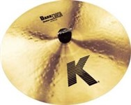Zildjian K Dark Medium Thin Crash 16in