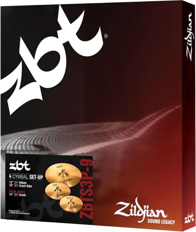 Zildjian ZBT Box Set