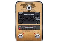 Zoom AC2 Acoustic Creator Guitar Pedal main