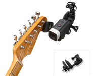 Zoom GHM-1 Guitar Headstock Mount, Zoom Q4